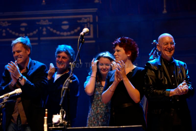 Royal Albert Hall 2008